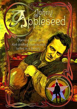 Johny Appleseed AKA Joe Strummer by Duncan Roberts