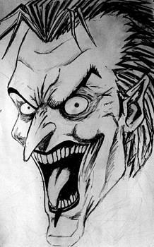 Joker by Salman Ravish