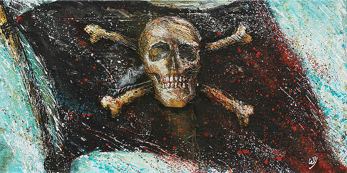 Jolly Roger by Bill Yurcich