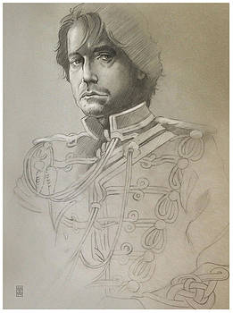 Jonathan sketch by Craig Carl