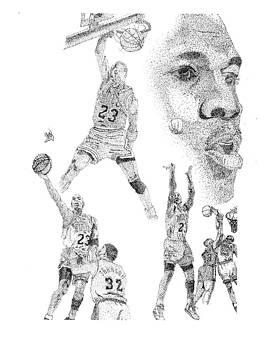 Jordan at his best by Joe Rozek