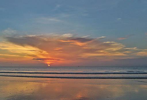 Jordan's First Sunrise by LeeAnn Kendall