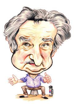 Jose Pepe Mujica by Diego Abelenda