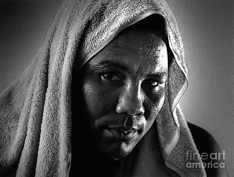 Jose' Torres Portrait by Jimm Roberts