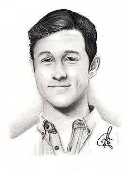 Joseph Gordon Levitt 2 by Rosalinda Markle