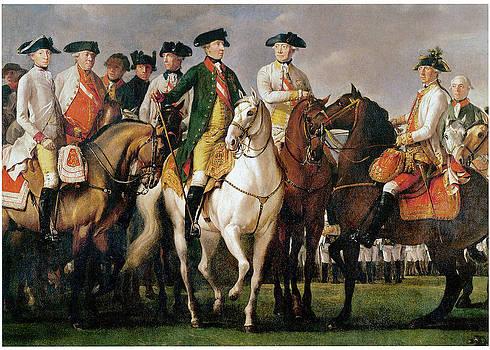 Martin Ferdinand Quadal - Joseph II and his Entourage
