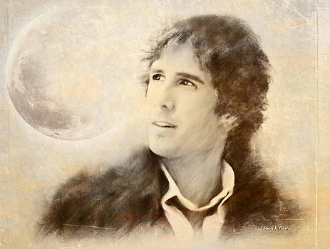 Angela A Stanton - Josh Groban on a Cold Winter Night