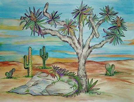 Joshua Tree by Sharon Leigh