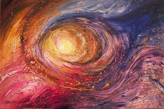 Journey 1 by Silke Tyler