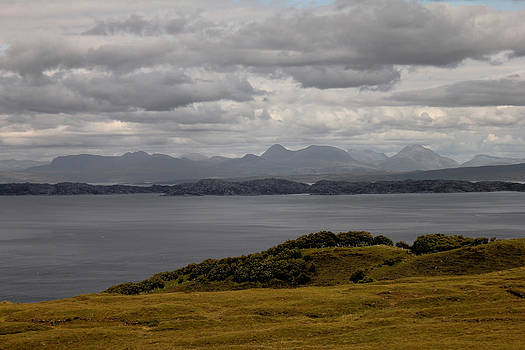 Journey across the Skye by Anthony Bean