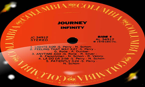 Marcello Cicchini - Journey - Infinity Side 1