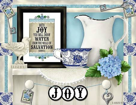 Joy by Becky Schultea
