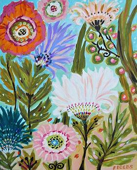 Joy Garden by Karen Fields