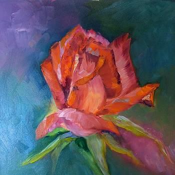 Joy in the Garden by Donna Pierce-Clark