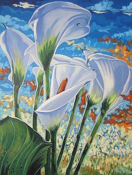 Joy Of Spring by Andrei Attila Mezei