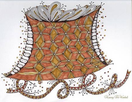 Joy Overflows by Nancy TeWinkel Lauren