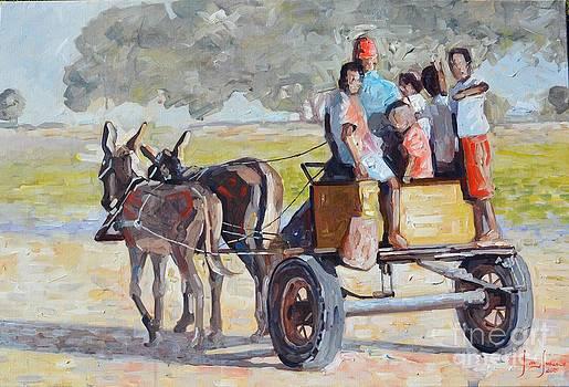 Joy Ride by Jeffrey Samuels