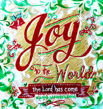 Joy to the World by Jan Marvin