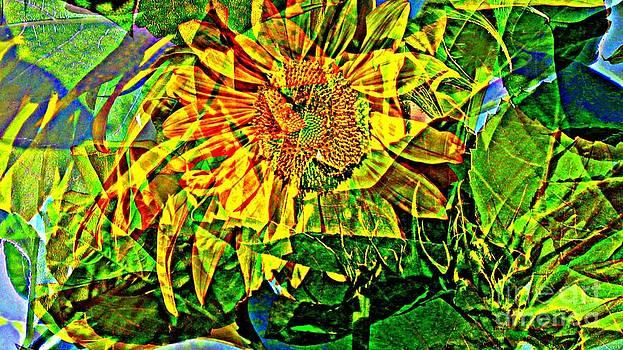 Pauli Hyvonen - Joyful flower
