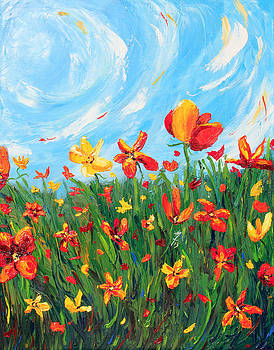 Joyful Morning by Meaghan Troup
