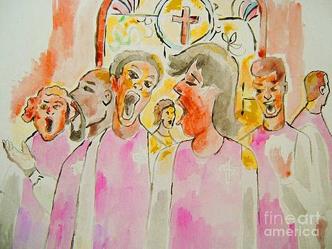 Joyful Noise by Sidney Holmes