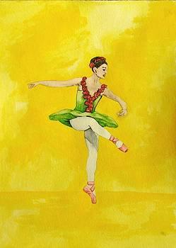 Joyfull Ballet by Ally Mueller