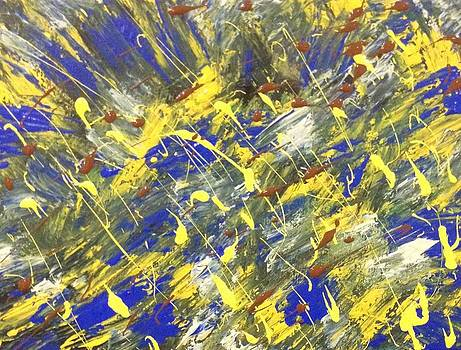 Joyfulness by Denise Beaupre