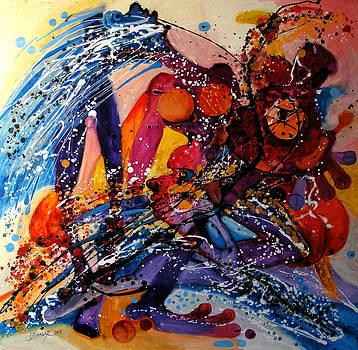 Jucarii stricate by Elena Bissinger