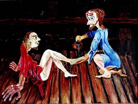 Judas' Vision by Vladimir A Shvartsman