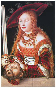 Lucas Cranach the Elder - Judith with the Head of holofernes