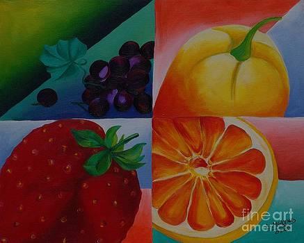 Juicy sweet by Ainsworth Mckend