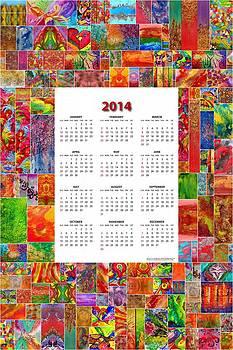 Julia Fine Art Calendar 2014 by Julia Fine Art And Photography