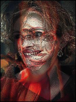 Julia Roberts by Orfeu De SantaTeresa