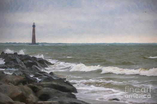 Dale Powell - Stormy Seas