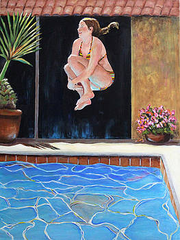 Jump by Linda Queally