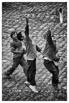 Jumping Boys by David Durham