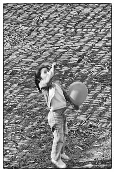 Jumping Girl by David Durham