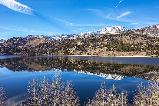 June Lake Reflections by Robert  Aycock