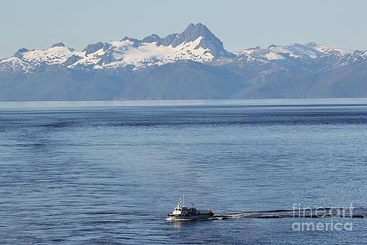 Juneau Alaska by Susan Meade