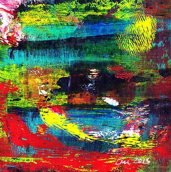 Jungle 1 by Christine Minnee
