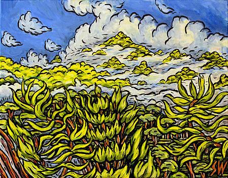 Jungle 1 by Sean Washington