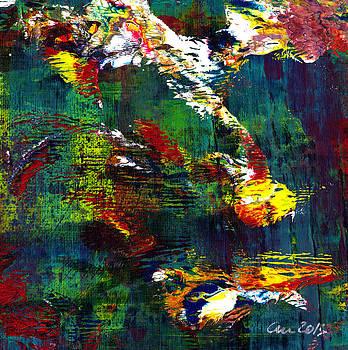 Jungle 3 by Christine Minnee