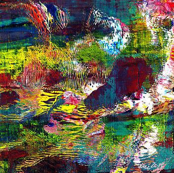 Jungle 4 by Christine Minnee