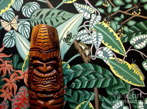 Jungle O Tiki by Anthony Morris