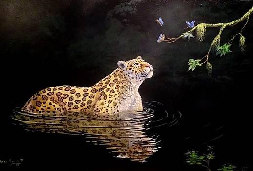 Jungle Pause by Greg Neubert