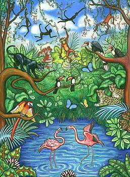 Linda Mears - Jungle Two