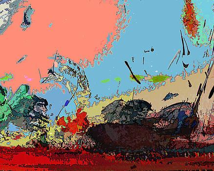 Junker II by Robert St Clair