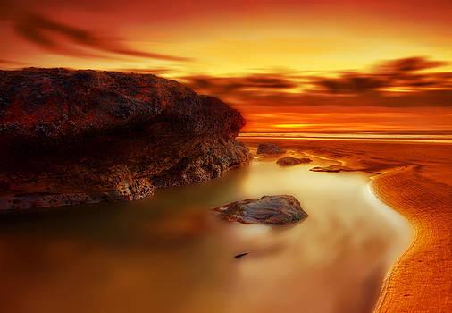 Jupiter Sunrise by Mark Leader