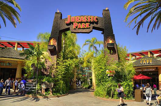 Ricky Barnard - Jurassic Park