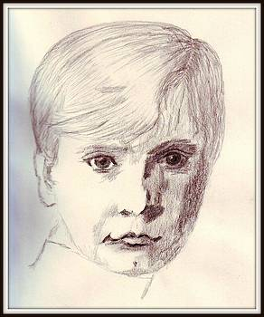 Just a Boy by Connie Morrison